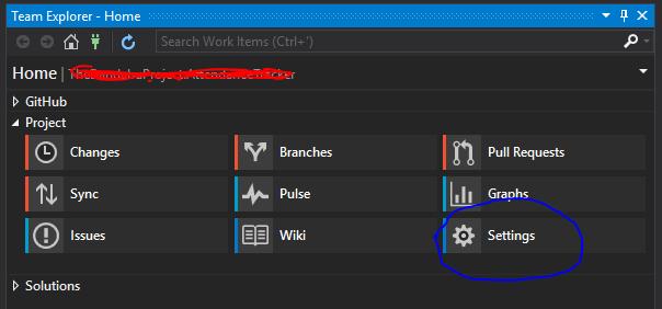 Publish existing  Net Application to GitHub: Visual Studio