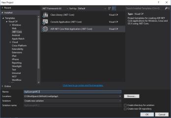 ASP NET Core 1 – Jesse NET